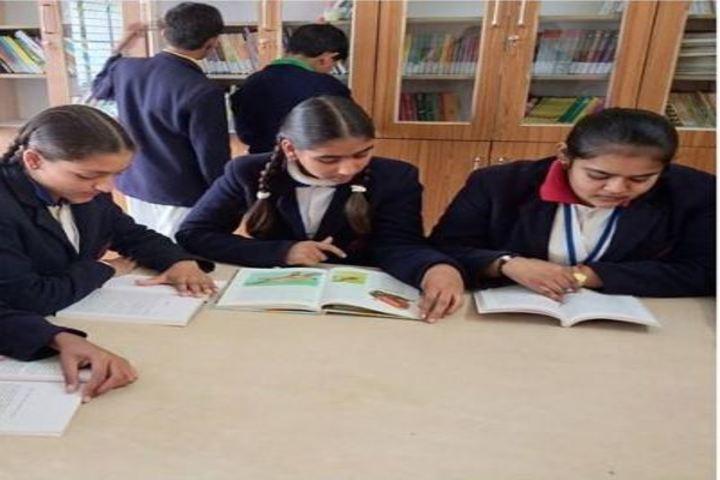 Bajaj Public School-Library