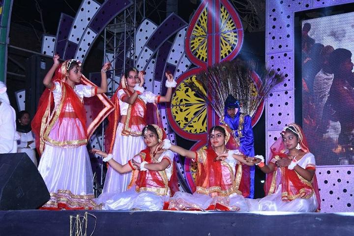 BAKSHI PUBLIC SCHOOL-Dance