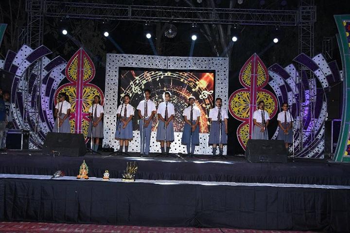 BAKSHI PUBLIC SCHOOL-Singing