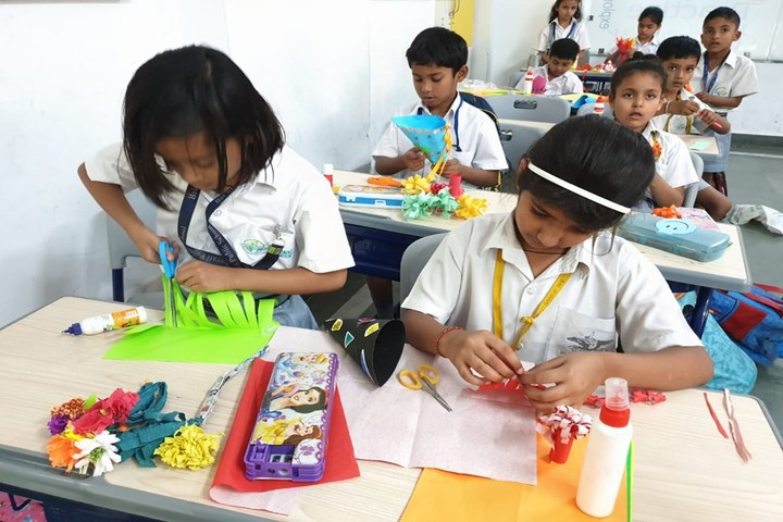 Bal Bharati Public School-Art and Craft