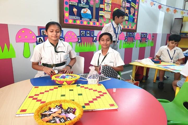 Bal Bharati Public School-Games