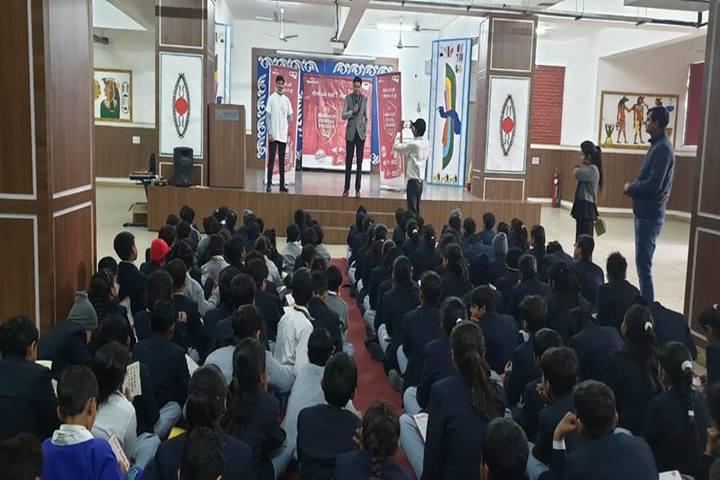 Bal Bharati Public School-Seminar