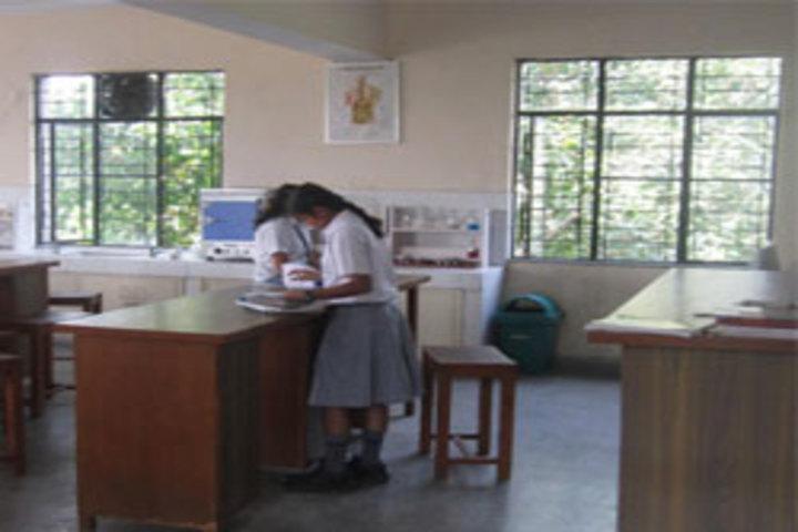 Bal Bharti Public School-Biology Lab