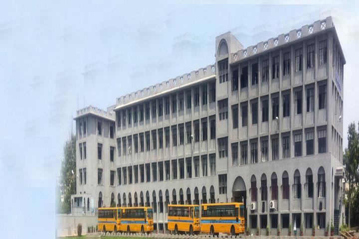Bal Bharti Public School-Campus View