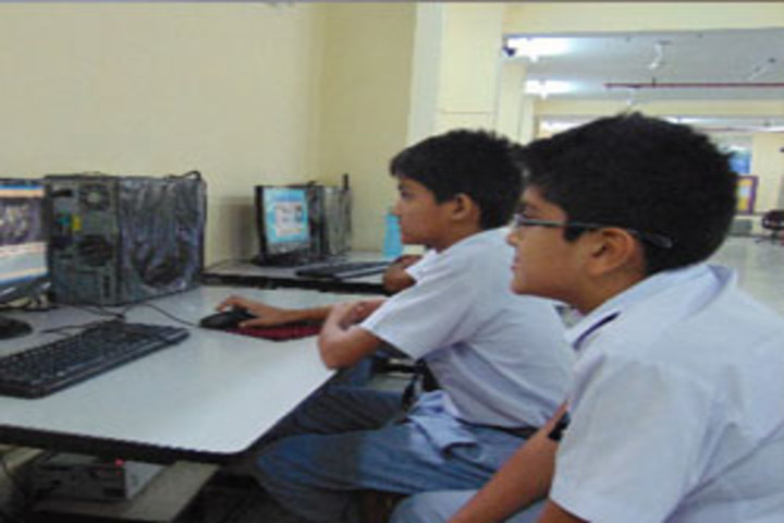Bal Bharti Public School-Computer Lab