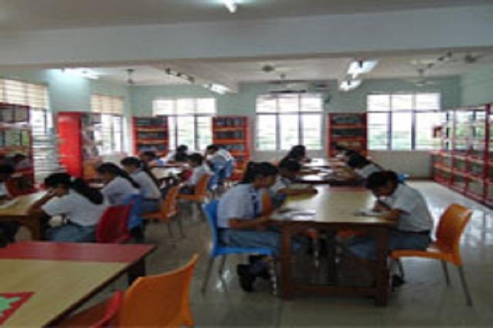 Bal Bharti Public School-Library