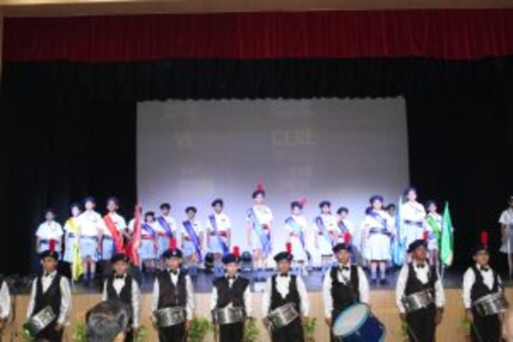 Bal Bharti Public School-Scouts and Guides