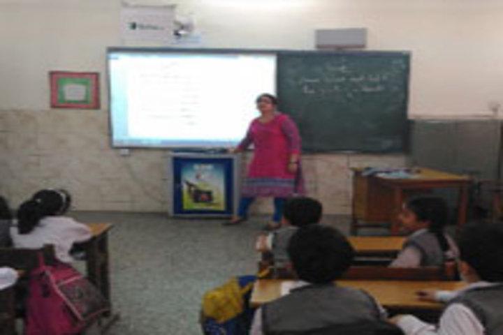 Bal Bharti Public School-Smart Class