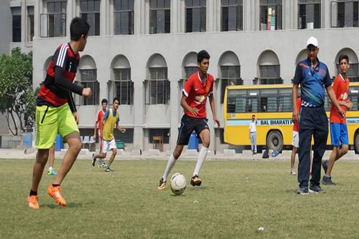 Bal Bharti Public School-Sports