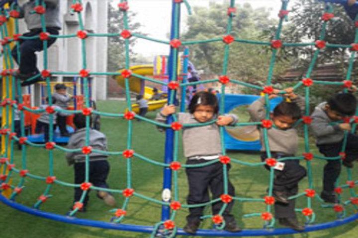 Bal Bharti Public School-Play Area