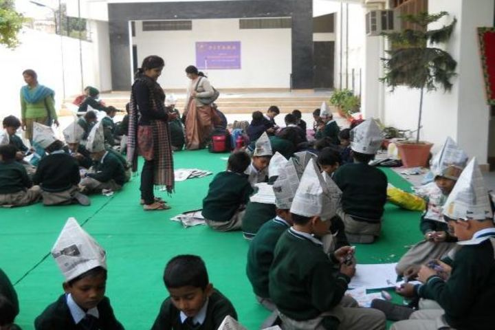 Bal Bharti School- Activities