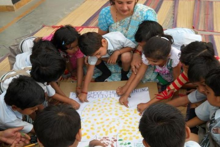 Bal Bharti School- Art and Craft