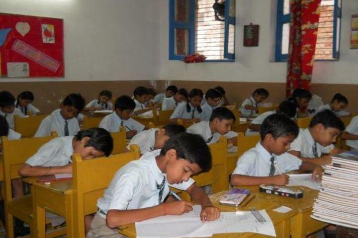 Bal Bharti School- Classrooms