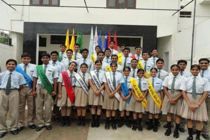 Bal Bharti School- Investiture Ceremony