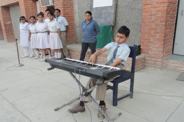 Bal Bharti School- Music