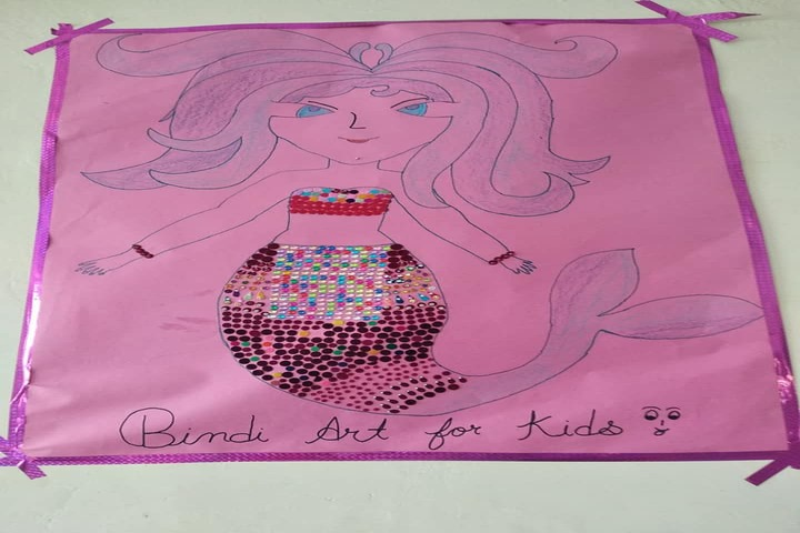 Bal Bharti School-Drawing Competition