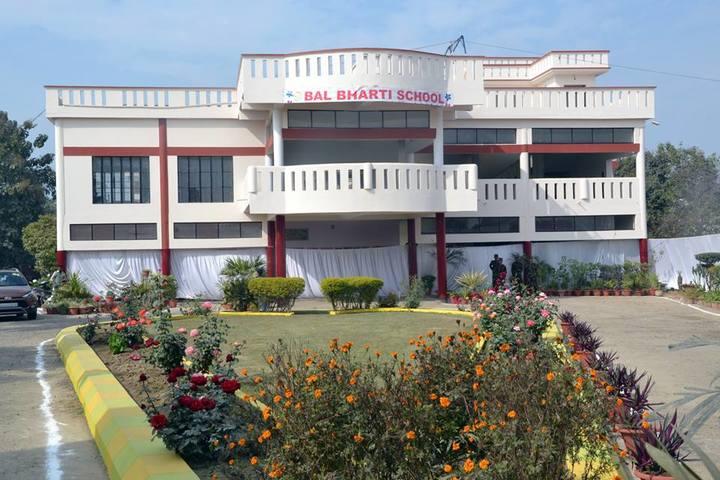 Bal Bharti School-School Building