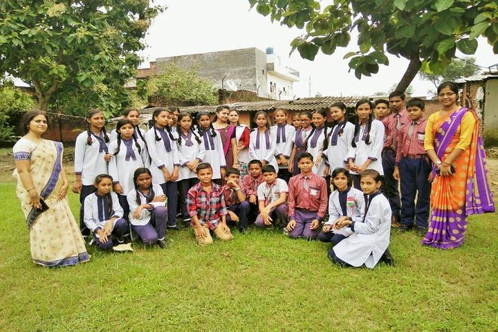 Bal Bharti School-Teachers And Students Group Pics