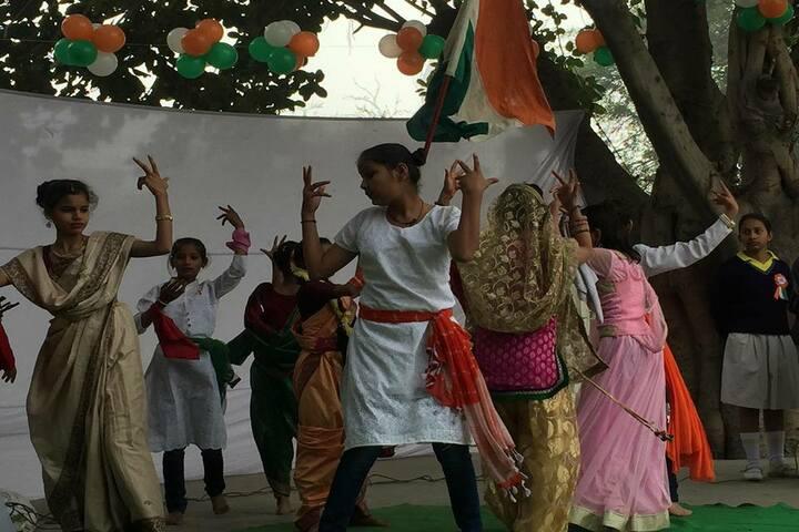 Bal Jyoti Public School-Cultural Event