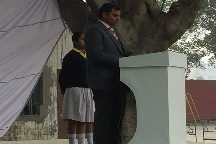 Bal Jyoti Public School- Guest Speech