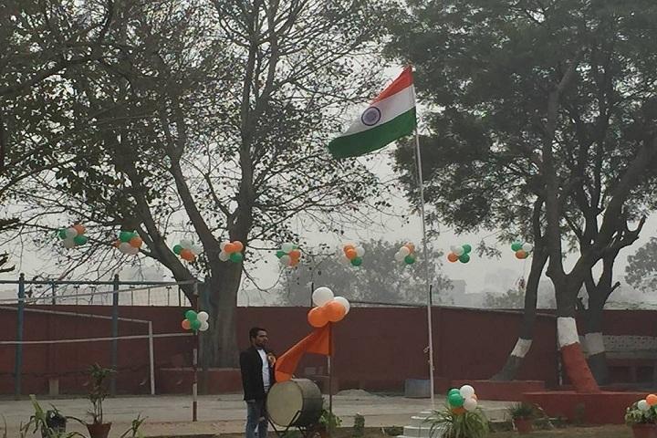 Bal Jyoti Public School- Independence day celebrations