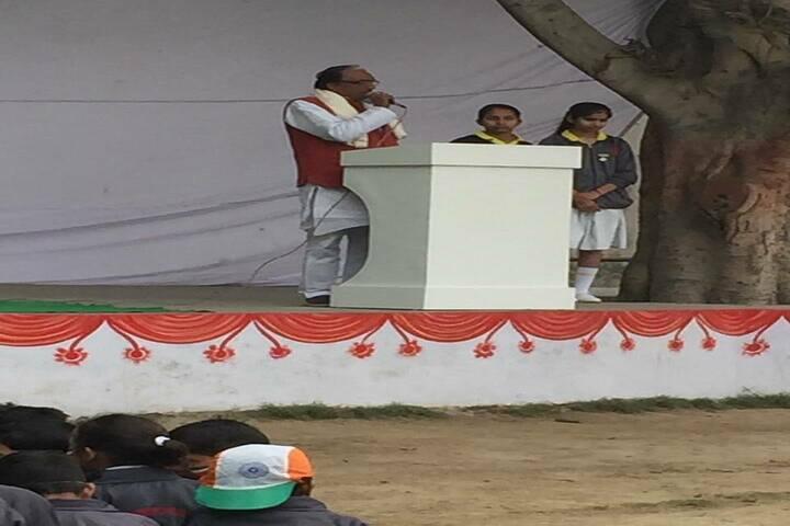 Bal Jyoti Public School- Speech