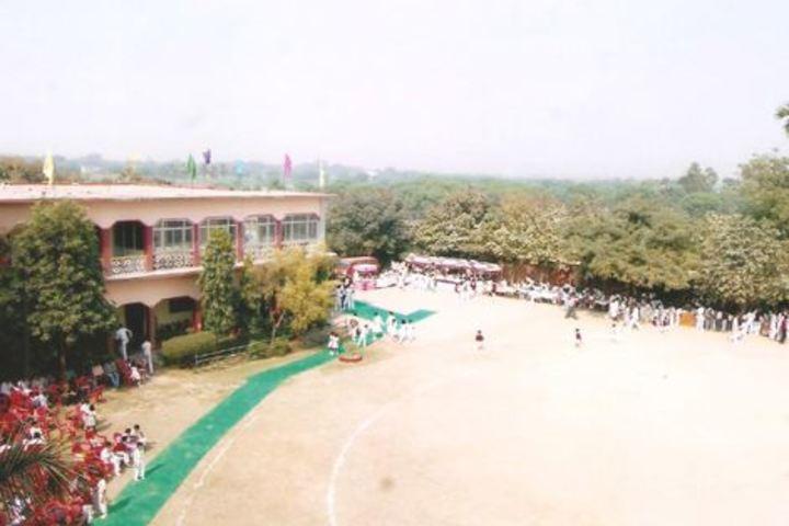 Bal Vidhyalaya Madhyamik School-Play Ground