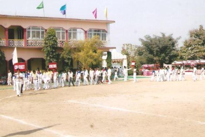 Bal Vidhyalaya Madhyamik School-Sports day