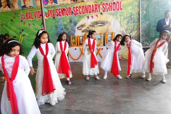 Bal Vidhyalaya Madhyamik School-Dance