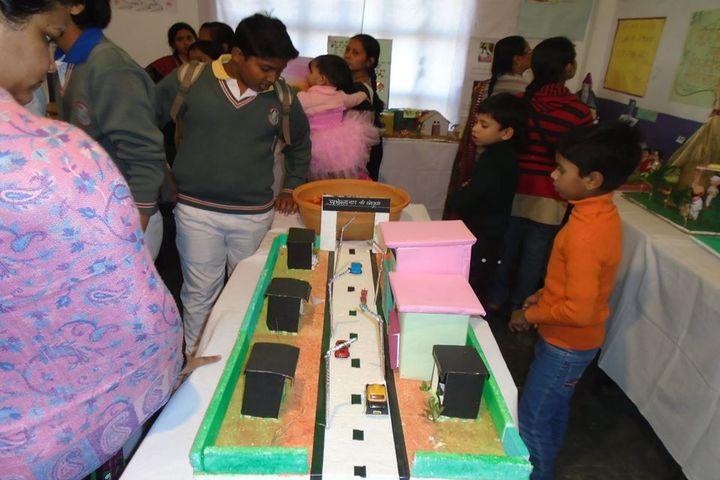 Bal Vidhyalaya Madhyamik School-Exhibition