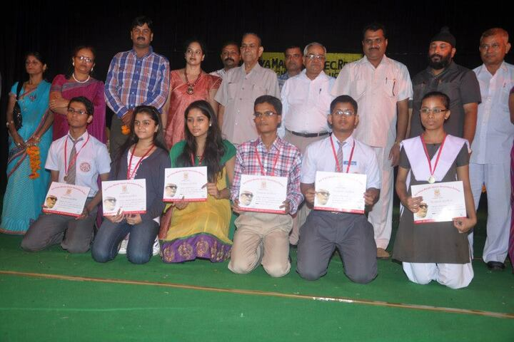 Bal Vidya Mandir Senior Secondary school- Achivement
