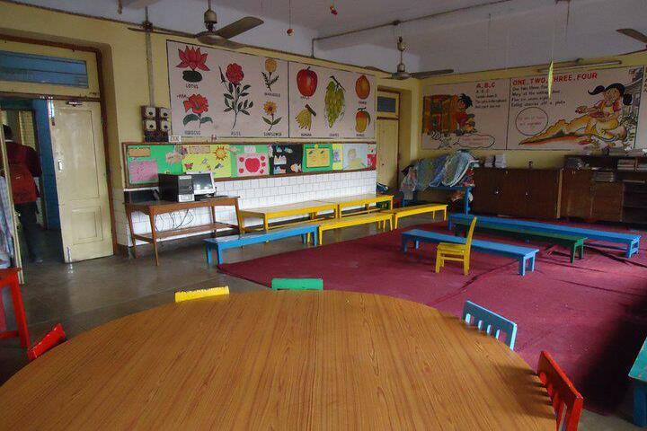 Bal Vidya Mandir Senior Secondary School-Kindergarten