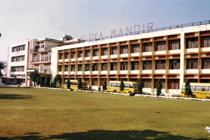 Bal Vidya Mandir Senior Secondary School-School Building
