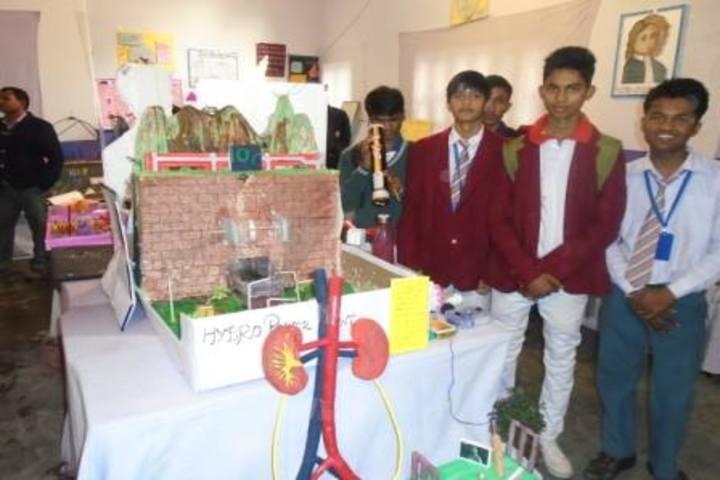 Bal Vidyalaya Madhyamik School- Science Exhibition