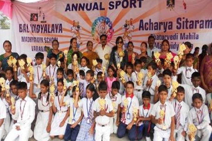 Bal Vidyalaya Madhyamik School- Annual sports meet