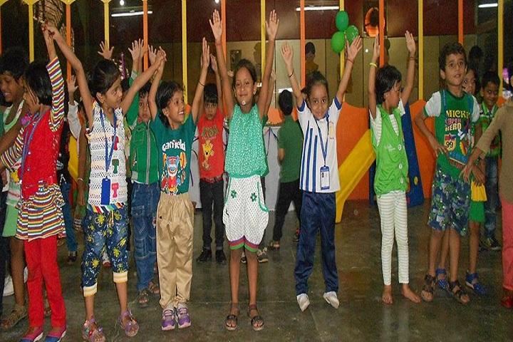 Bal Vidyalaya Madhyamik School- Sawan celebrations