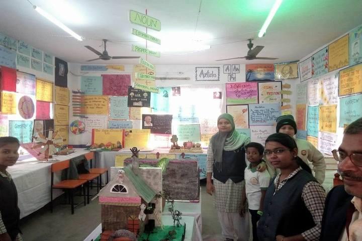 Bal Vidyalaya Madhyamik School-Science Exhibition