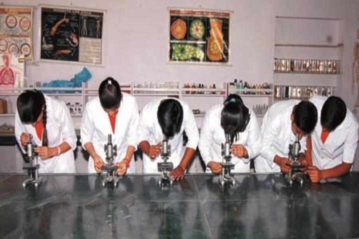 Bal Vidyalaya Madhyamik School-Physics Lab