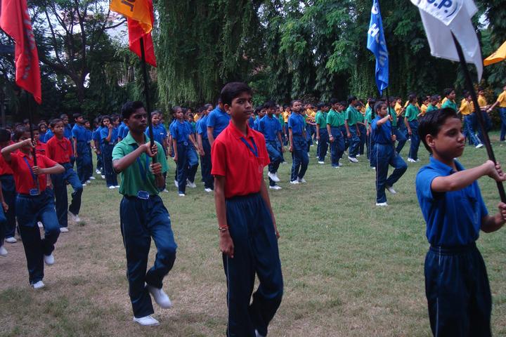 Balaji Public School-Investiture Ceremoney