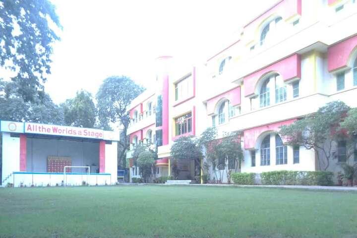 Balaji Public School-School Building