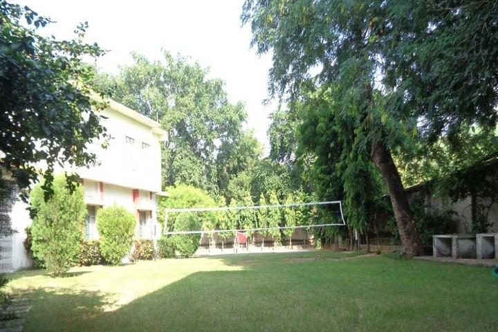 Balaji Public School-School Ground