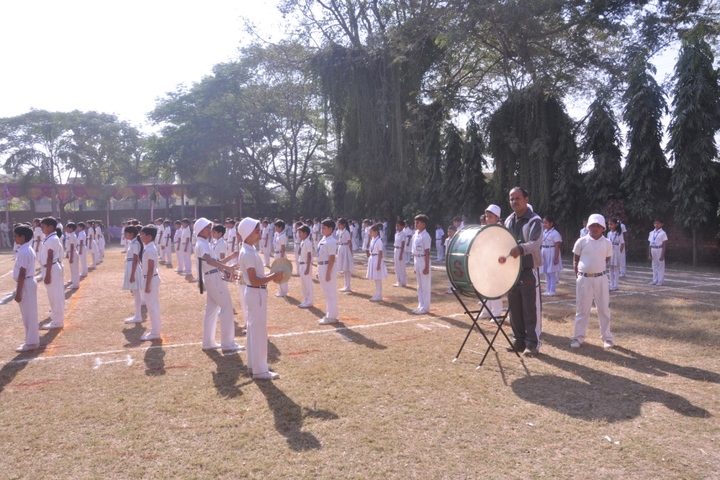 Balaji Public School-Sports day