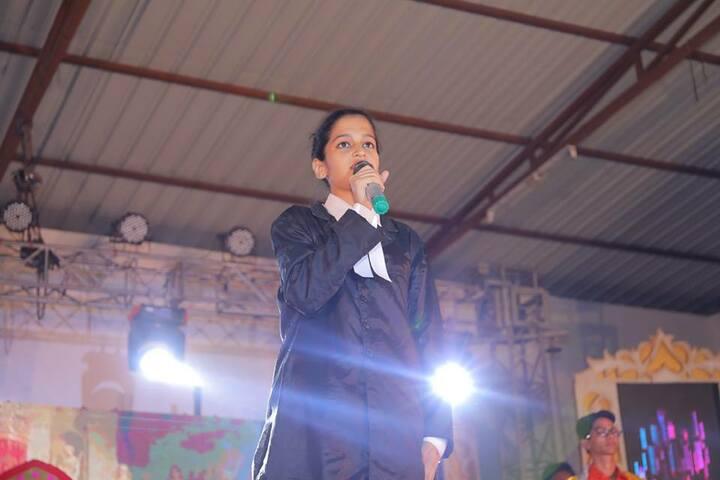 Balaji Public School- Student Speech