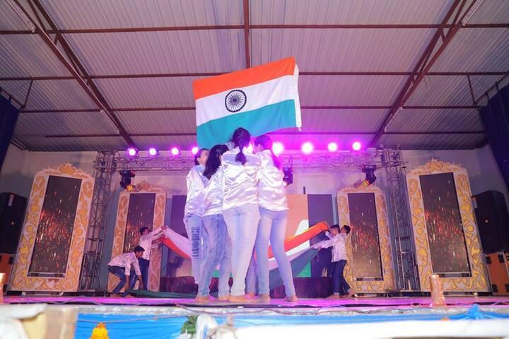 Balaji Public School-Independence day Celebration