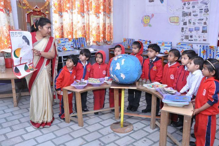 Baleram Brajbhushan Saraswati Shishu Mandir-Activity