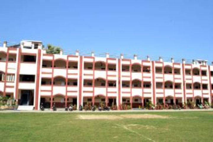 Baleram Brajbhushan Saraswati Shishu Mandir-School-Primary and Secondary