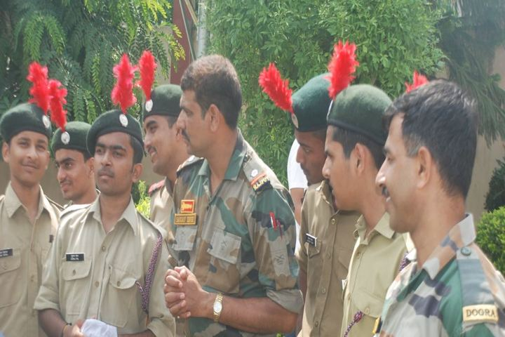Baleram Brajbhushan Saraswati Shishu Mandir-Scouts and Guides