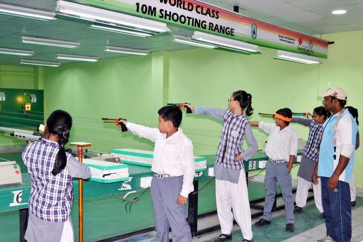 Baleram Brajbhushan Saraswati Shishu Mandir-Shooting Classes