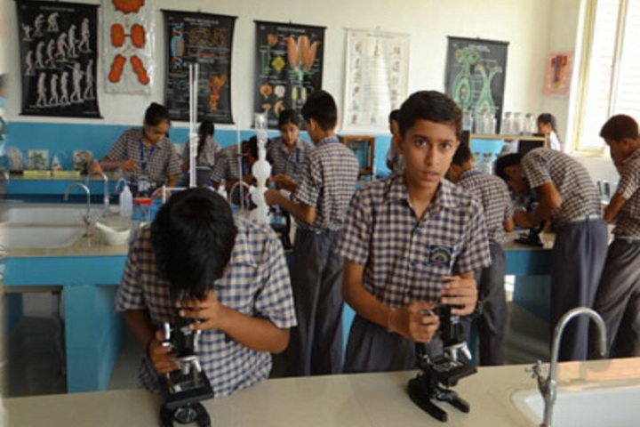 Baluni Public School-Biology Lab