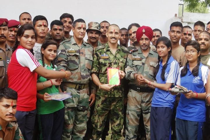 Baluni Public School-Army Day Celebrations